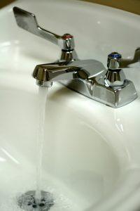a sink runs | bergen county plumber and hvac