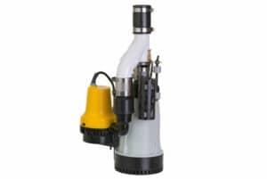 Sump pump with emergency backup pump in teaneck njh
