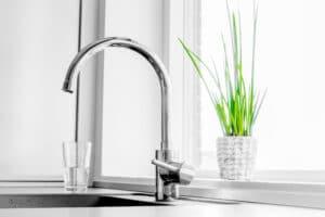 a sink needing plumbing in bergen county nj